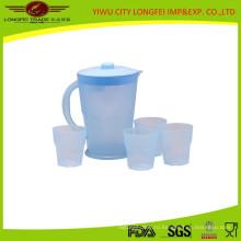 Набор пластиковых кувшинов для воды Candy Color