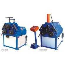 máquina dobladora de hierro de ángulo