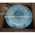 22.5x8.25 Polished Bothsides Aluminum Truck Wheels