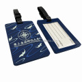 China Manufacturer Cheap Soft PVC Travel ID Luggage Tags