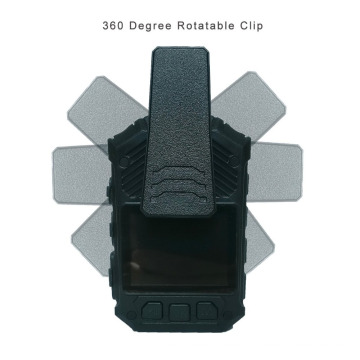 1296P Full HD Polizei Körper getragen Kameras mit GPS Auto DVR Nachtsicht