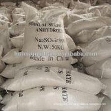 Sodio Sulfato anhidro SSA 99% Na2SO4