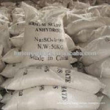 Sodium Sulphate Anhydrous SSA 99% Na2SO4