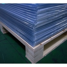 pvc transparent for bag production and furniture packing