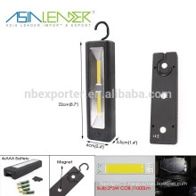 Asia Leader Products 2x3W COB Magnetic Work Light