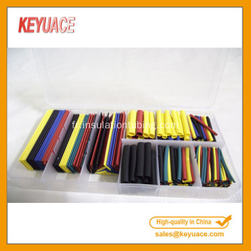 Kit de tubes thermorétractables 328 PCS