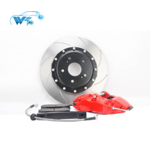 High performance Refit brake kits WT7600 Four piston brake caliper for hyundai accent 15Rim wheels