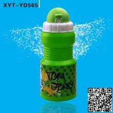 510ml heiße kundenspezifische Sportflasche, Sportplastikwasserflasche
