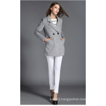 2016 New Fashion Design Winter Coat Oversize Warm Women′s Coat