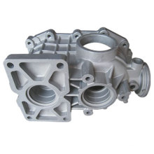 Caja de engranajes de fundición de aluminio con recubrimiento