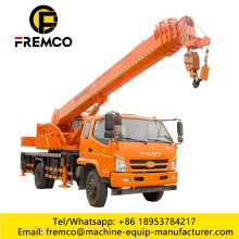 6 Ton Tyre Mounting Crane For Sale