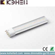 Tubo luminoso a LED 7W 2G11 con Samsung 5630
