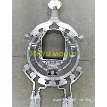Personlized Products for Motorcycle Aluminum Die Casting Engine Clutch Housing Casting export to Kenya Factory