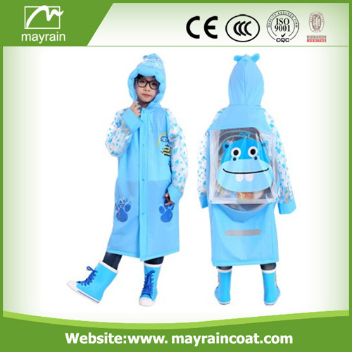 New Design Plastic Raincoat