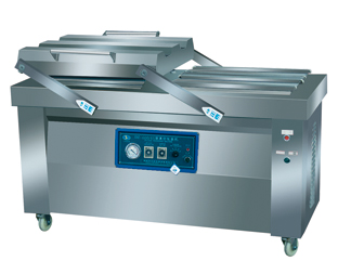 Deli Food Sauce Hairtail Semi-automatic Vacuum Packing Machine