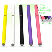 Newest Model Disposable Lady Electric Cigarette 300puffs