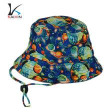 2017 en gros personnalisé design haut chapeau de pêcheur