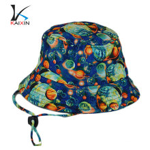 2017 atacado personalizado design top fisher hat