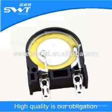 22mm 2700HZ Buzina Piezo 5V AC torqueira acionada para aparelhos domésticos