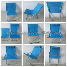 Foldable camping furniture,folding sun chair,garden chair