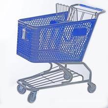 Heavy Duty Kunststoff Einkaufswagen