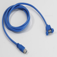 USB 3.0 mounting extension cable