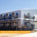 Ферма порт курицы Вентилятор охлаждения для птичников
