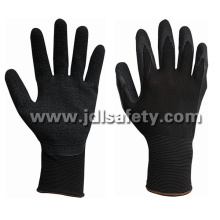Nylon Work Glove of Latex Coating for Work Safety (LY3015)