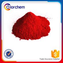 Pigment Red 149 para pintura base solvente