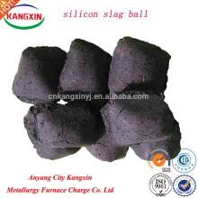Si slag ball inoculant and nodulizer foundary and iron casting