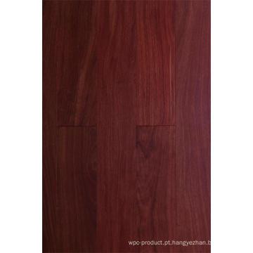 Revestimento laminado de madeira duro contínuo projetado vermelho de Incienso