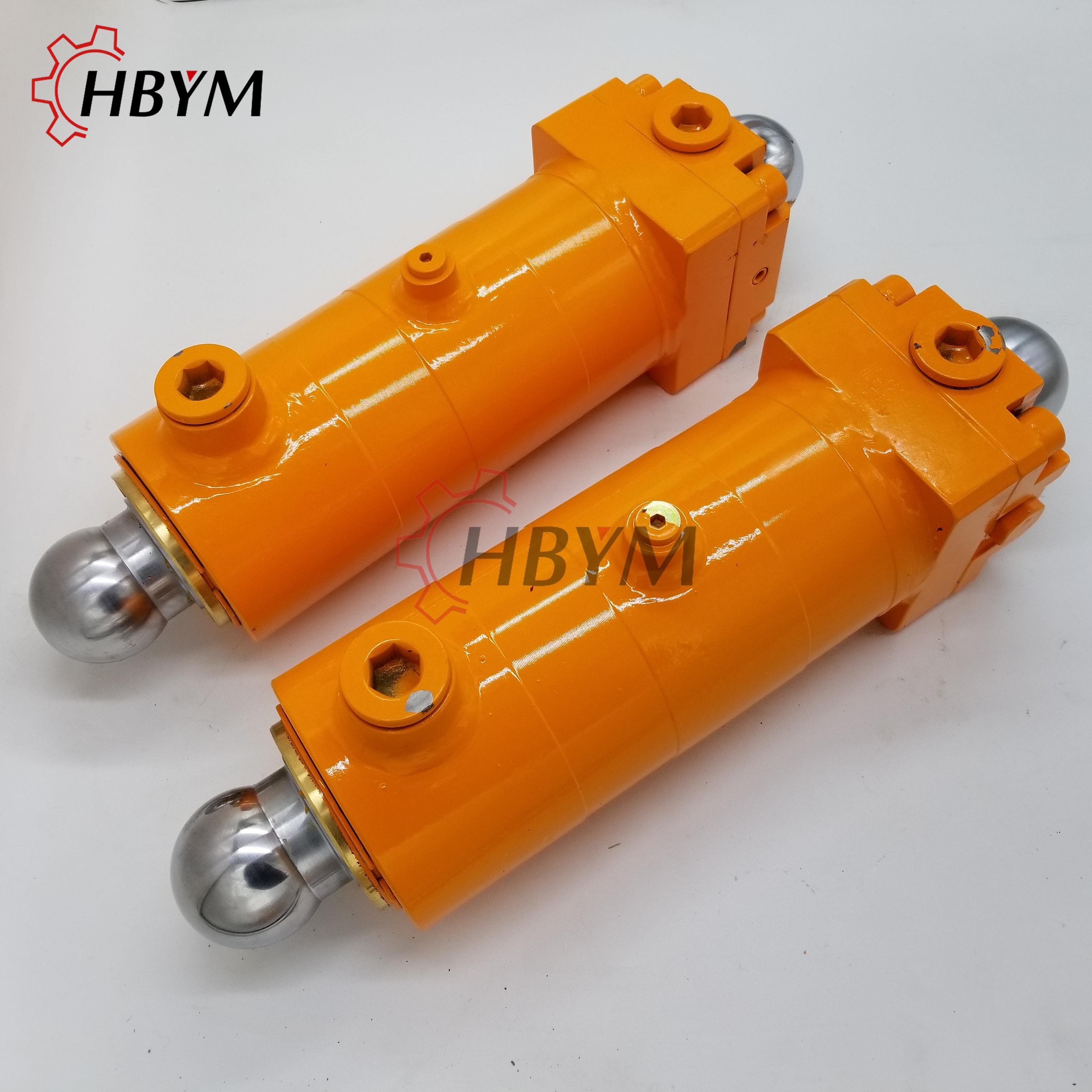 sany plunger cylinder 3