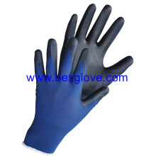 15 Gauge Nylon Liner, PU Coated Glove