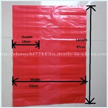 Bolsas de plástico de embalaje de plástico LDPE