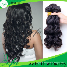 7A Grade 22inch Wholesale Body Wave Remy Virgin Human Hair