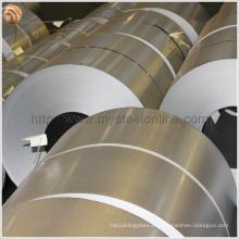 Acabado cromado 0,45 mm grueso 914 mm de ancho de metal utilizado Galvalume acero para silenciador de la industria automotriz