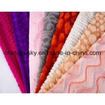 PV Fleece cepillado