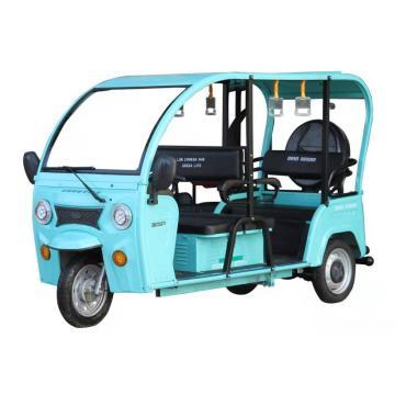 2020 triciclo elétrico totalmente fechado para passageiros
