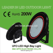 Energy online shopping led ufo highbay light 200w IP65 waterproof