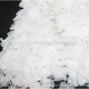 Flocons d'hydroxyde de sodium industriels