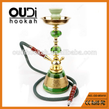 Shisha factory custom luxury design glass bottle unity hookah