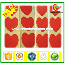 Papier de dégagement en silicone 62g - utilisé pour le sac express