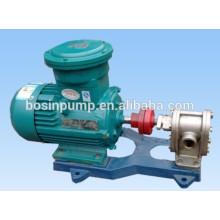 Transfert de pétrole Bosin KCB pompe lubrification à l'huile à engrenages