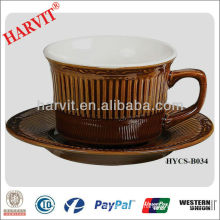 2013 Novel Round Espresso Cup and Saucer