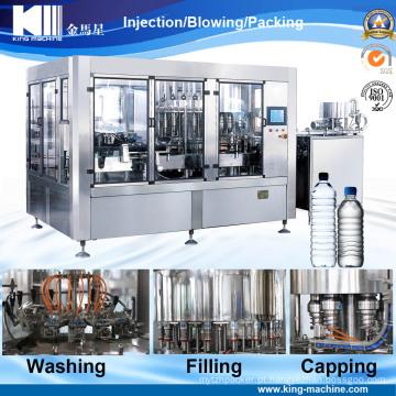 Nova máquina de enchimento de água automática projetada na China