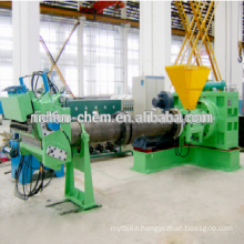 Pin Type Cold Feed Extruder