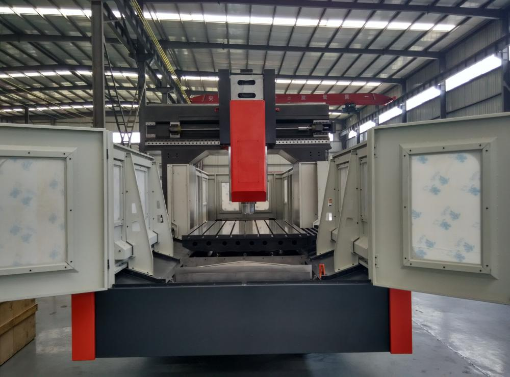Excelente CNC GANTRY Machining Center