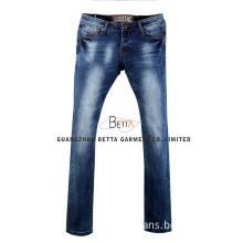 Women Straight Fashion Jeans / Denim Pants (BG53)