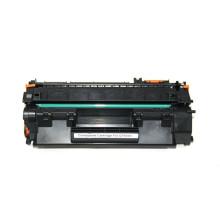 Cartouche de toner de couleur noire HP Q7553a de vente chaude