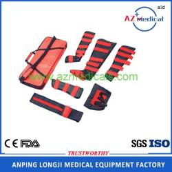 Waterproof Arm Leg Orthopedic Fracture Care Splints Kit
